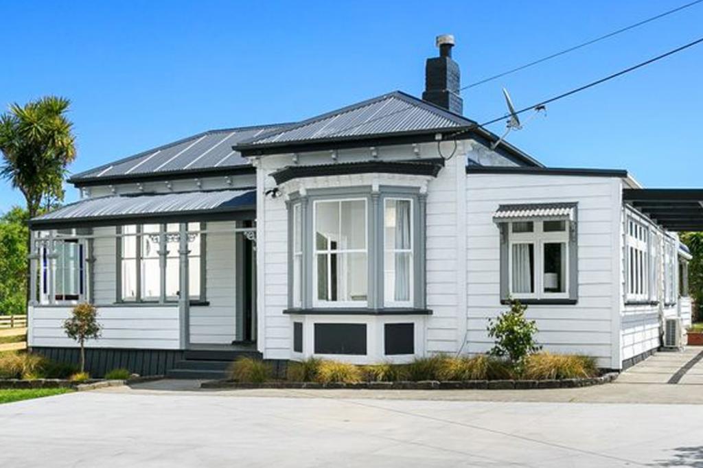 Villa Restoration